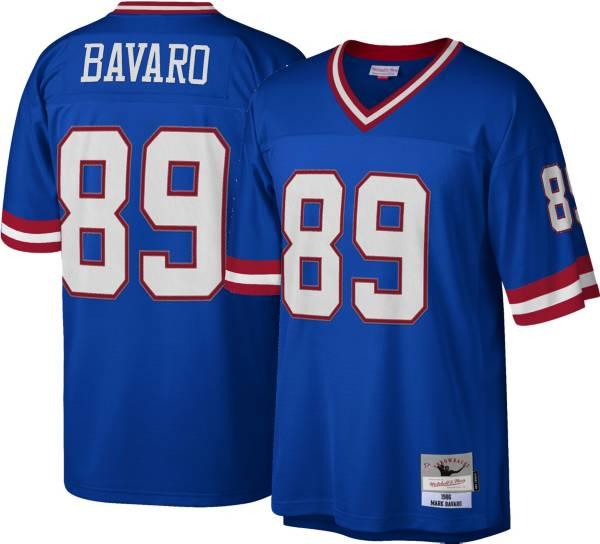 Mitchell & Ness Men's 1986 Game Jersey New York Giants Mark Bavaro #89 product image