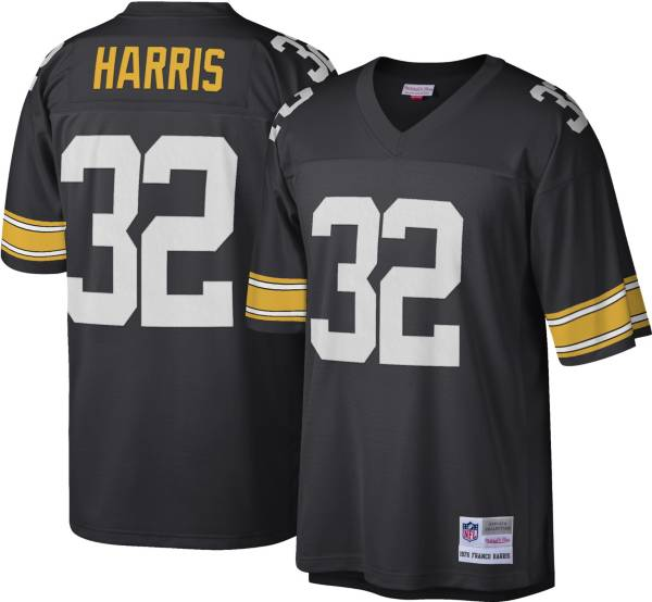 Mitchell & Ness Men's 1976 Game Jersey Pittsburgh Steelers Franco Harris #32
