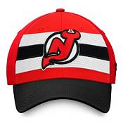 NHL Men's New Jersey Devils Authentic Pro Draft Red Flex Hat product image