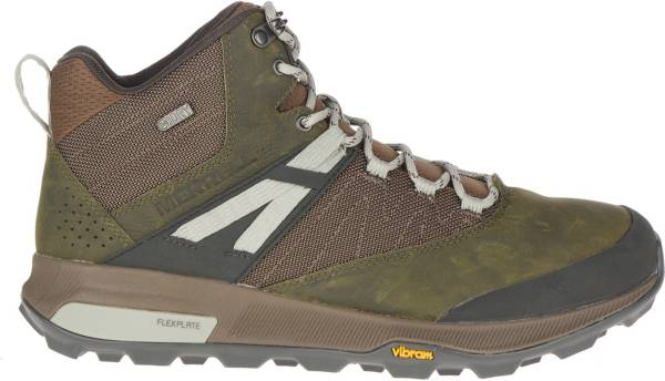 Merrell Men's Zion Mid Waterproof Hiking Boots product image