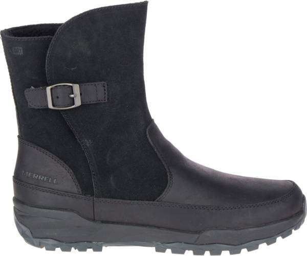 Merrell Women's Icepack Guide Buckle Polar Waterproof Boots product image