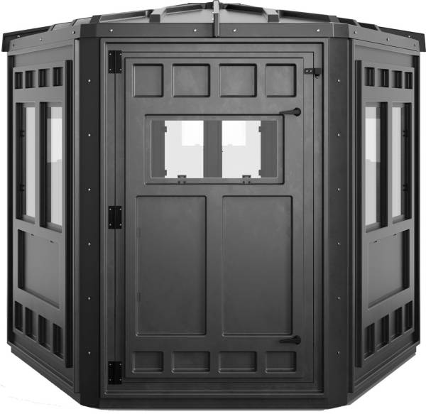 Booner Blinds 6 Panel Thunderdome Box Blind – Tinted Windows product image