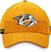 NHL Men's Nashville Predators Authentic Pro Locker Room Yellow Flex Hat product image