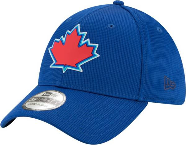 New Era Men's Toronto Blue Jays Blue 39Thirty Clubhouse Stretch Fit Hat product image
