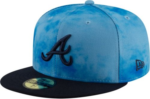 969498a1b3d80 New Era Men s Atlanta Braves 59Fifty 2019 Father s Day Fitted Hat.  noImageFound. Previous