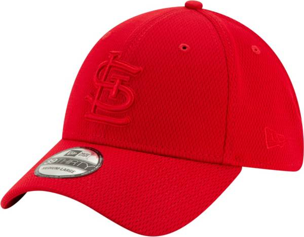 New Era Men's St. Louis Cardinals Red 39Thirty Perftone Stretch Fit Hat product image