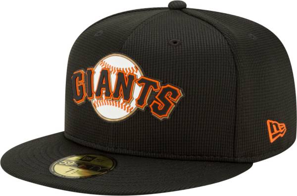 New Era Men's San Francisco Giants Black 59Fifty Clubhouse Fitted Hat product image
