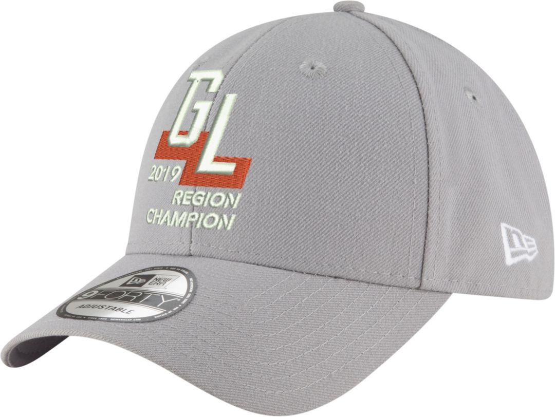 79affea4 New Era Men's 2019 LLWS Great Lakes Regional Champions 9Forty Adjustable Hat