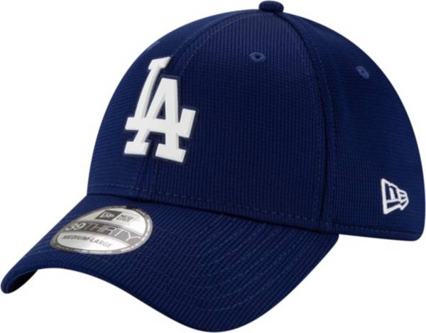 New Era Men's Los Angeles Dodgers Royal 39Thirty Clubhouse Stretch Fit Hat product image