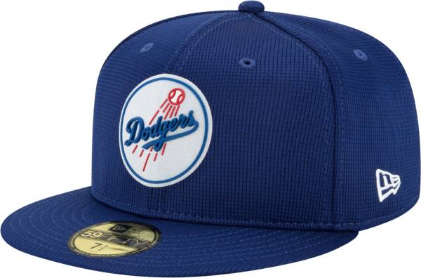 New Era Men's Los Angeles Dodgers Blue 59Fifty Clubhouse Fitted Hat product image