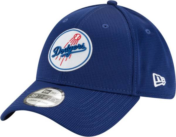 New Era Men's Los Angeles Dodgers Blue 39Thirty Clubhouse Stretch Fit Hat product image