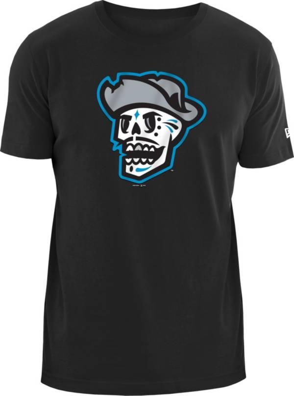 New Era Men's Las Vegas 51s Black 2020 COPA T-Shirt product image