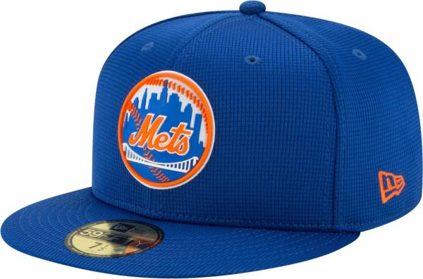 New Era Men's New York Mets Blue 59Fifty Clubhouse Fitted Hat product image