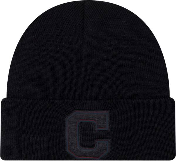 New Era Men's Cleveland Indians Vivid Knit Hat product image