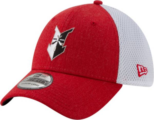 New Era Men's Indianapolis Indians Red 39Thirty Heather Neo Stretch Fit Hat product image