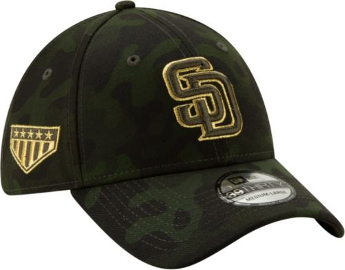 huge selection of 3c36c 10f7b New Era Men s San Diego Padres 39Thirty Armed Forces Stretch Fit Hat.  noImageFound. Previous