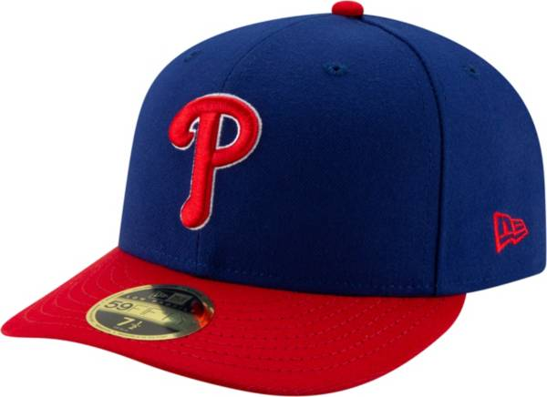 New Era Men's Philadelphia Phillies 59Fifty Alternate Royal Low Crown Fitted Hat product image