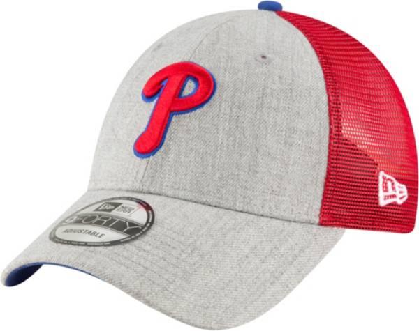 New Era Men's Philadelphia Phillies 9Forty Adjustable Hat product image