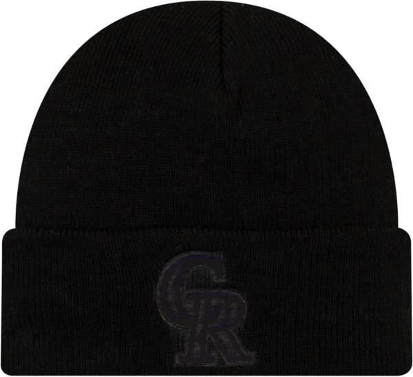 New Era Men's Colorado Rockies Vivid Knit Hat product image