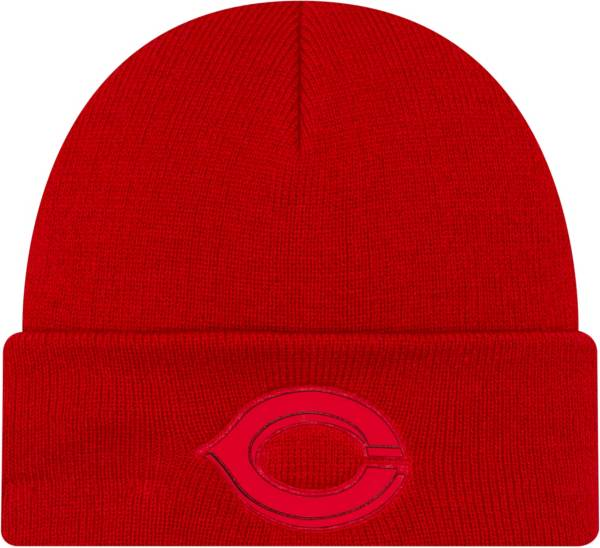 New Era Men's Cincinnati Reds Vivid Knit Hat product image