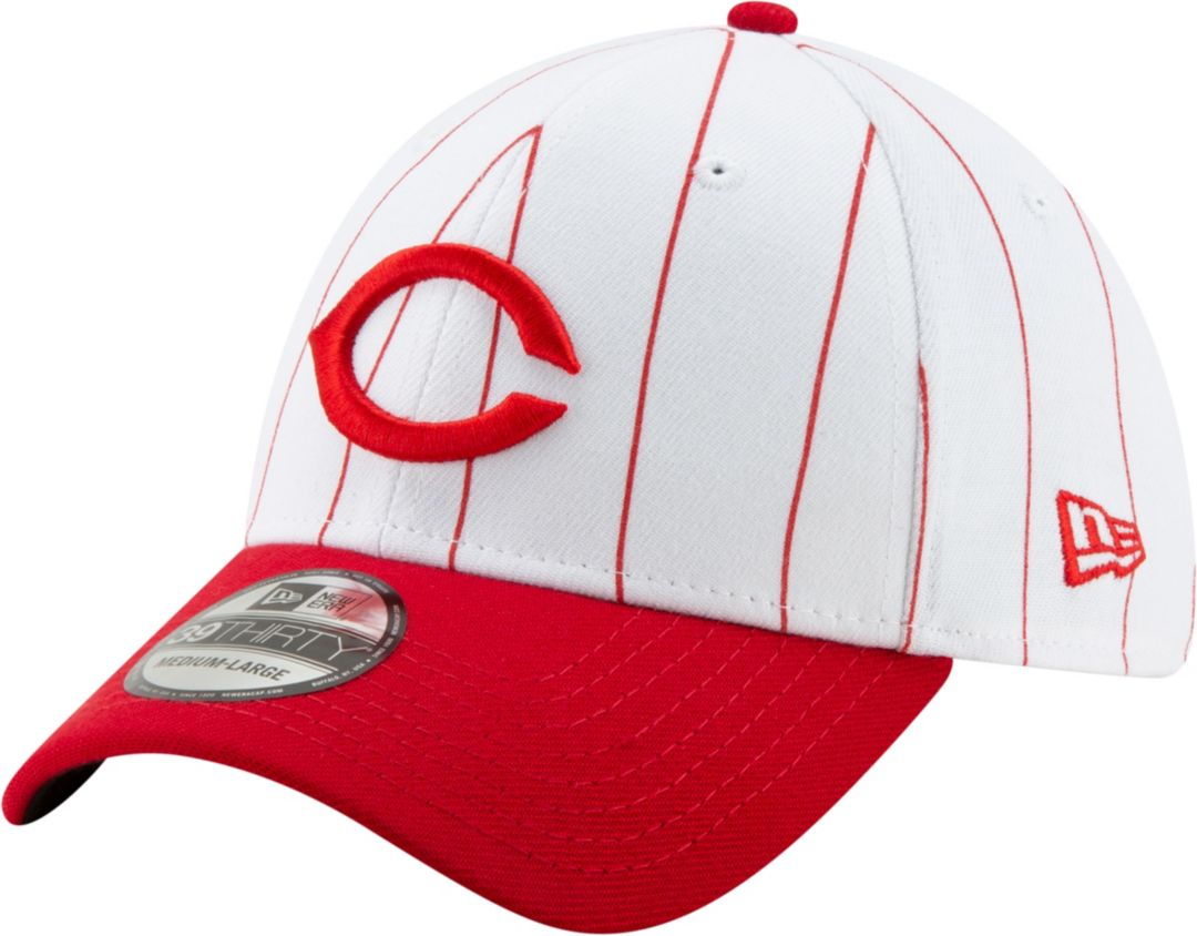 more photos adafc 07d31 New Era Men s Cincinnati Reds 1995 39Thirty Stretch Fit Hat. noImageFound.  Previous. 1