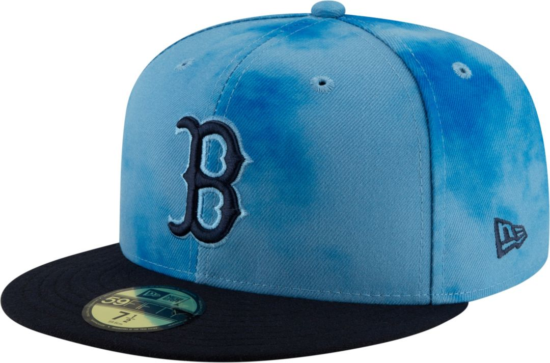 14471d152fb772 New Era Men's Boston Red Sox 59Fifty 2019 Father's Day Fitted Hat.  noImageFound. Previous