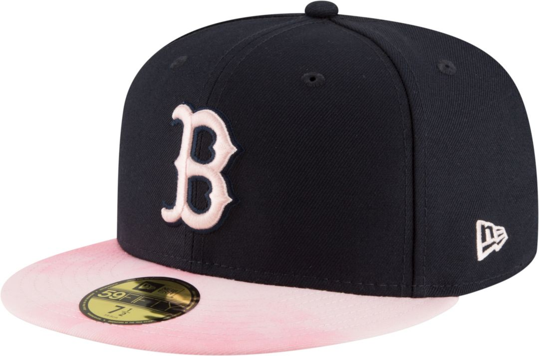 6091b7c8 New Era Men's Boston Red Sox 59Fifty 2019 Mother's Day Fitted Hat.  noImageFound. Previous