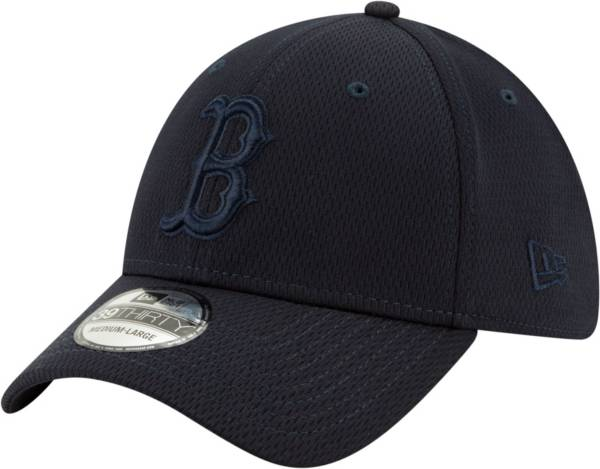 New Era Men's Boston Red Sox Navy 39Thirty Perftone Stretch Fit Hat product image