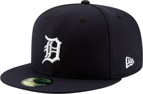 New Era Men's Detroit Tigers 59Fifty Home Navy Authentic Hat product image