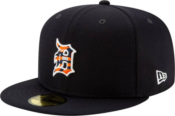 New Era Men's Detroit Tigers 59Fifty Navy Batting Practice Fitted Hat product image
