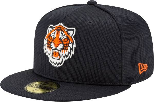 New Era Men's Detroit Tigers Navy 59Fifty Clubhouse Fitted Hat product image