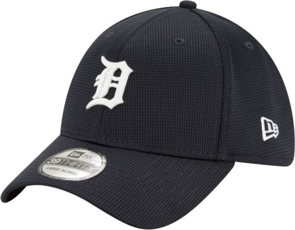 New Era Men's Detroit Tigers Navy 39Thirty Clubhouse Stretch Fit Hat product image