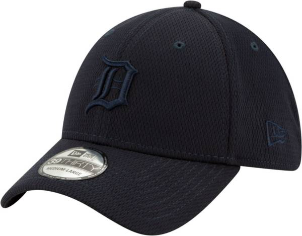 New Era Men's Detroit Tigers Navy 39Thirty Perftone Stretch Fit Hat product image