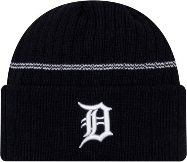 New Era Men's Detroit Tigers Navy Sports Knit Hat product image