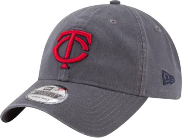 New Era Men's Minnesota Twins 9Twenty Adjustable Hat product image