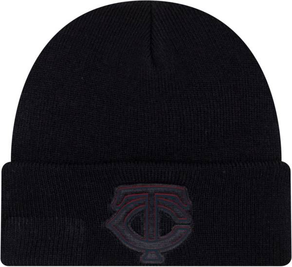 New Era Men's Minnesota Twins Vivid Knit Hat product image