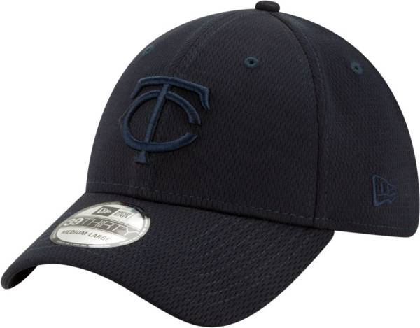 New Era Men's Minnesota Twins Navy 39Thirty Perftone Stretch Fit Hat product image
