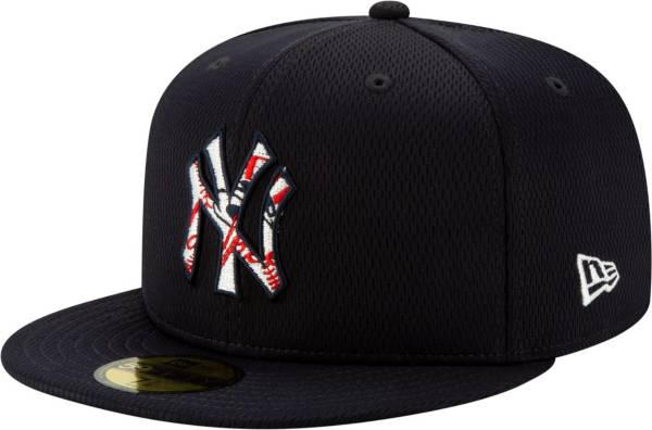New Era Men's New York Yankees 59Fifty Navy Batting Practice Fitted Hat product image