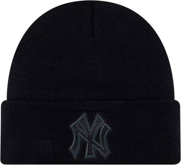 New Era Men's New York Yankees Vivid Knit Hat product image