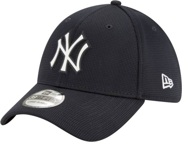 New Era Men's New York Yankees Navy 39Thirty Clubhouse Stretch Fit Hat product image