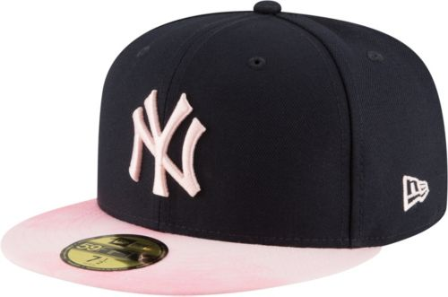 4cca366bbf7f6 New Era Men s New York Yankees 59Fifty 2019 Mother s Day Fitted Hat ...