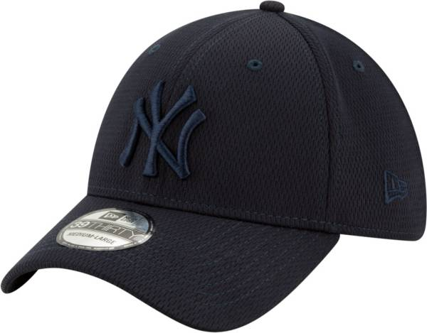 New Era Men's New York Yankees Navy 39Thirty Perftone Stretch Fit Hat product image