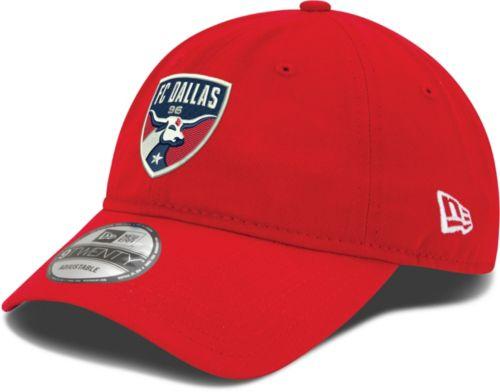 11bf3c3daf6 New Era Men s FC Dallas 9Twenty Adjustable Hat. noImageFound. Previous