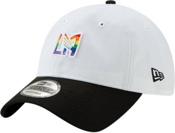 New Era Men's Los Angeles FC Pride 9Twenty Adjustable Hat product image