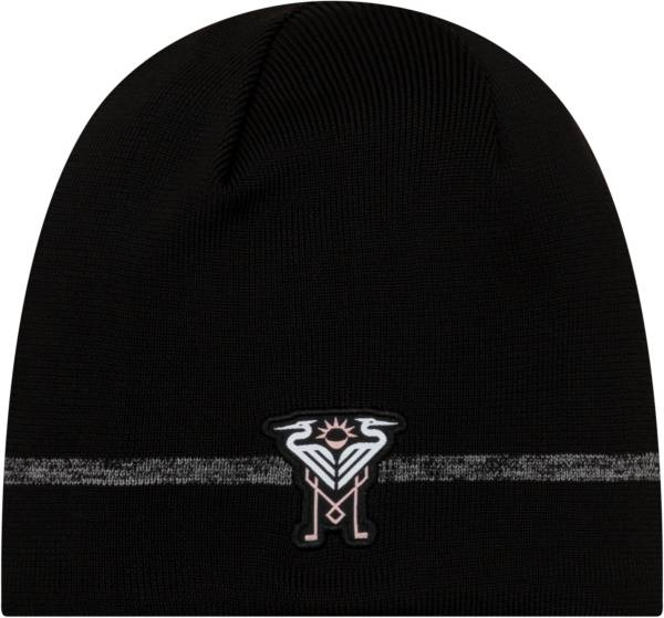 New Era Men's Inter Miami CF On Field Knit Beanie product image
