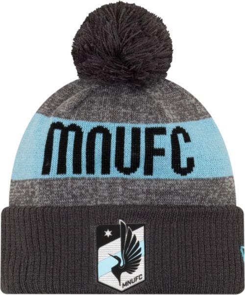 df728428e6ec1 MLS Men s Minnesota United FC Pom Knit Beanie. noImageFound. Previous. 1