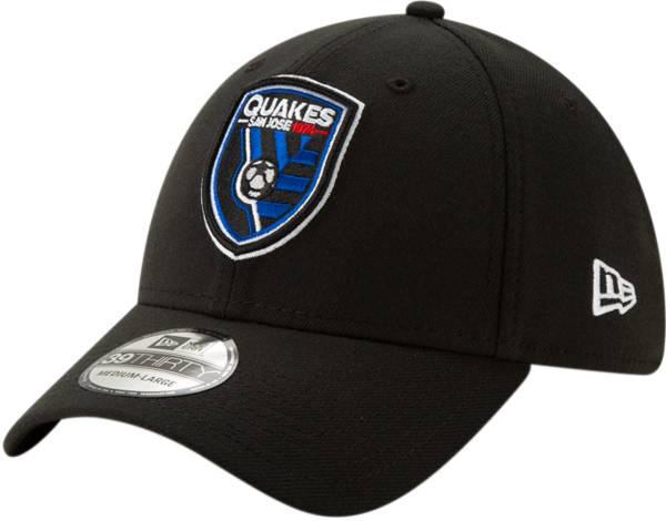 New Era Men's San Jose Earthquakes Classic 39Thirty Stretch Fit Hat product image