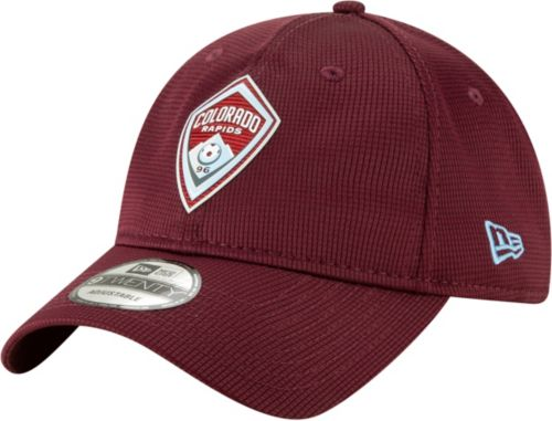 new styles 749b1 13c74 MLS Men s Colorado Rapids 9Twenty Adjustable Hat. noImageFound. Previous