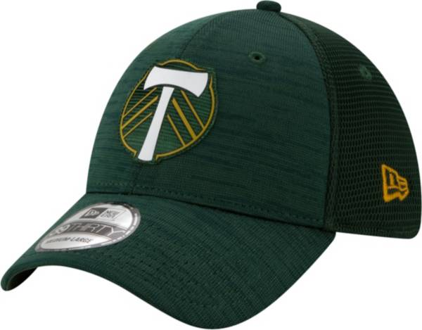 New Era Men's Portland Timbers Classic 39Thirty On Field Stretch Fit Hat product image