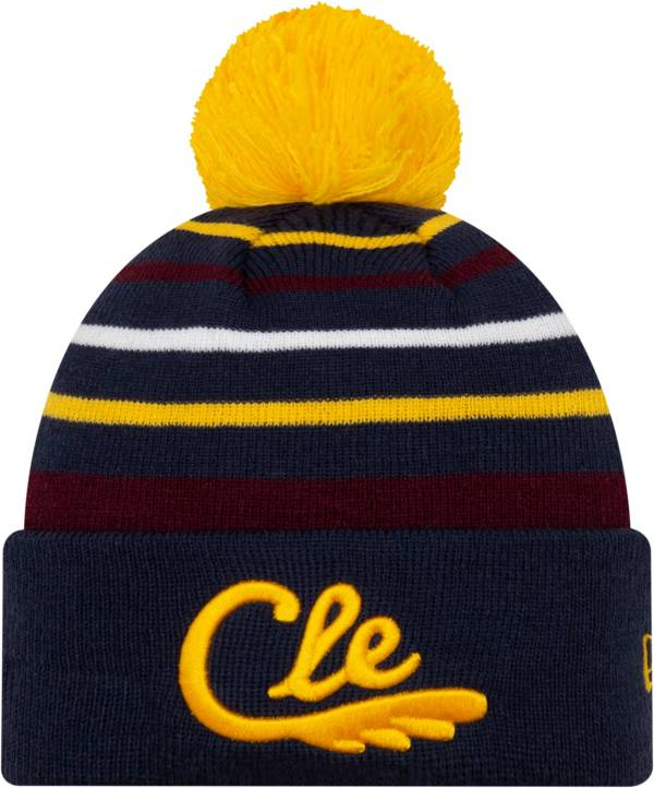 New Era Men's Cleveland Cavaliers City Edition Knit Hat product image